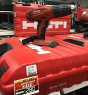 Hilti hammer drill