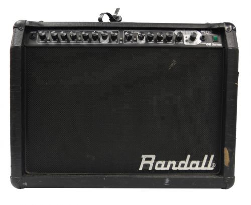 Randall RG75/G2 Guitar Amp