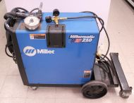 Millermatic 210 w/ gun
