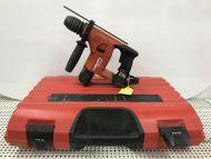 Hilti cordless rotary hammer