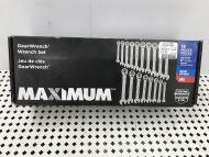 Maximum wrench set