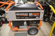 Generac 8000W Gas Generator