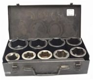 9 PIECE SOCKET KIT