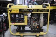 Eagle 6500W Diesel Generator