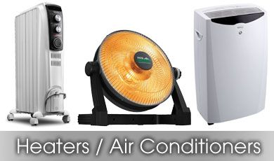 Heaters / Air Conditioners