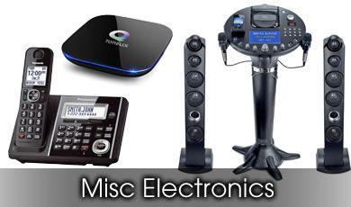 Misc Electronics