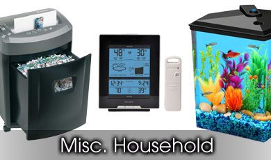 Misc Household Products