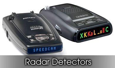 Radar Dectectors